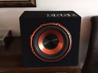 "Edge EDB10 10"" V2 Active Subwoofer MINT CONDITION, USED ONCE."