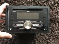 JVC KW R510 double din stereo