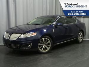 2011 Lincoln MKS AWD *Heated&Cooled Leather/Nav*