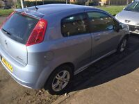 SWOP SWOP MY 07reg PUNTO MOTD TAXD LOOKING FOR ANY 5dr CAR TO SWOP AS GOT KIDS. PUNTO IS CHEAP TORUN