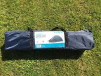 2 Person XL Dome Tent With Porch Brand New Only £10