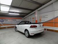 Volkswagen Golf SE TDI BLUEMOTION TECHNOLOGY (white) 2014-06-14