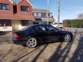 Mercedes c270 cdi avantgarde. Swap/part ex. Not modified/replica. Diesel auto. Fully loaded