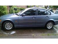 BMW e46 316i 1.9 petrol full MOT