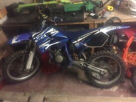 Yz125 £1200
