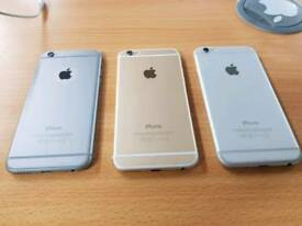 Iphone 6 16GB ALL colours