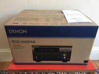 Denon RCD-M40DAB mini hi-fi system BNIB, sealed + WARRANTY