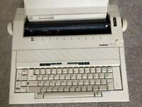 Typewriter - electric