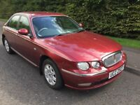 Rover 75 diesel one owner 78000 miles