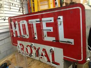do you need your neon sign repair