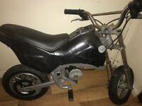 Kids electric dirt bike 24v 250watt