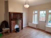 Newly refurbished 3 bedroom house situated on Palmers Green a short walk from transport and shops