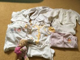 3-6 months bundle of girls clothes