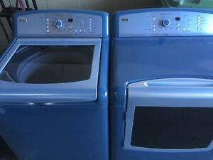 27- KENMORE OASIS HE   Laveuse Secheuse Washer Dryer