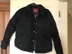 Next puffer jacket size 14