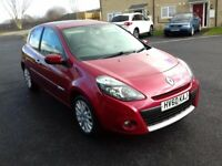 2010 RENAULT CLIO 1.5 DCI DYNAMIQUE TOMTOM / Just Serviced / £30 Road Tax