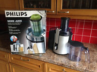 Philips HR1861 Juicer - probably the most popular and robust of centrifugral juicers!