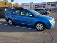 ford focus 1.6 tdci diesel estate .106 k 1 owner car 2007