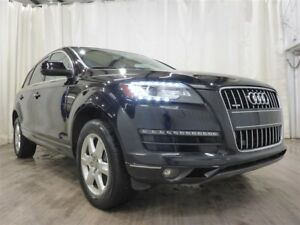2012 Audi Q7 3.0 Premium (Tiptronic) Leather Bluetooth 1 Owner