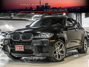 2012 BMW X6 M EXECUTIVE|MASSAGE|HEADSUP DISPLAY|555HP