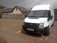 Ford Transit 115 350 6 speed 57 plate 2007