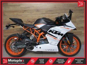 2015 KTM RC 390 25$/SEMAINE