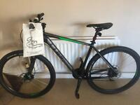 Cube aim pro 29er brand new with recipes used once