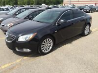 2011 Buick Regal CXL-Turbo,   39S par semaine