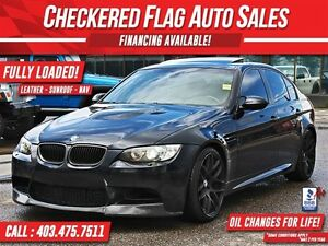 2009 BMW M3 DINAN 4.6 LITRE STROKER with NAVI-FULL DINAN STAGE