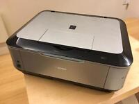 Canon inkjet photo printer and scanner