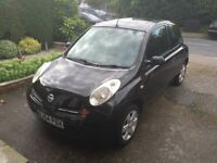 Nissan Micra 2004 3 Door SE -Spears or Repairs but still Drivable -