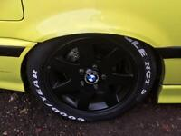 BMW alloy wheels 5x120