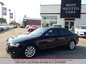 2013 Audi A4 2.0T | MOCHA LEATHER | ROOF | XENON