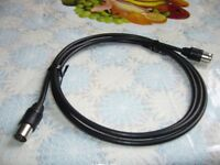 tv dvd vcr cables and connectors for sale