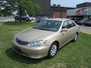 2006 Toyota Camry LE ~ LOW MILEAGE ~ CERTIFIED ~