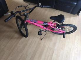 "Rooster Pink Bmx 20"" wheels"