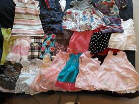 6-9 months dress bundle