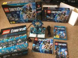 Lego Dimensions WiiU starter pack Nintendo Wii U