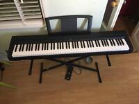 Yamaha p 35 portable digital piano