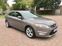 2012 ford mondeo titanium-x tdci Power shift automatic 2.0 diesel 163 bhp fully loaded