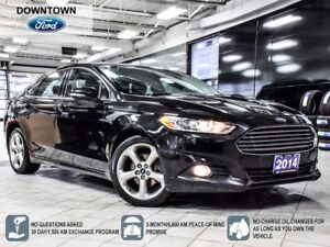 2014 Ford Fusion SE, Moon roof, Navi, Back up cam