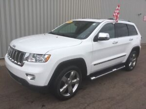 2013 Jeep Grand Cherokee Overland OVERLAND V6 4X4 EDITION WIT...