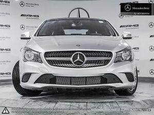 2015 Mercedes-Benz CLA250 Coupe Edmonton Edmonton Area image 2