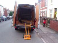 D & J MAN WITH VAN HOME FLAT OFFICE REMOVALS ANY WAY IN UK