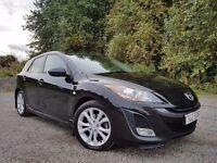2010 Mazda3 2.2d Sport Hatchback! Bose Sound! Full Years MOT! FDMSH! OUSTANDING EXAMPLE! focus,astra