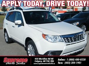 2012 Subaru Forester 2.5X LIMITED NAVI/S.ROOF