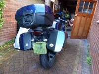 Triumph Sprint GT 1050, ABS ,11mths MOT, fantastic condition.