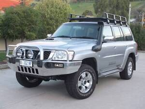 2010 Nissan Patrol Wagon Forth Central Coast Preview
