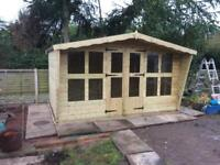 12x8 summer house
