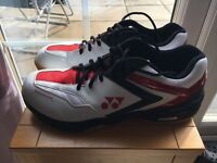 Yonex Trainers Size 9 (worn once)